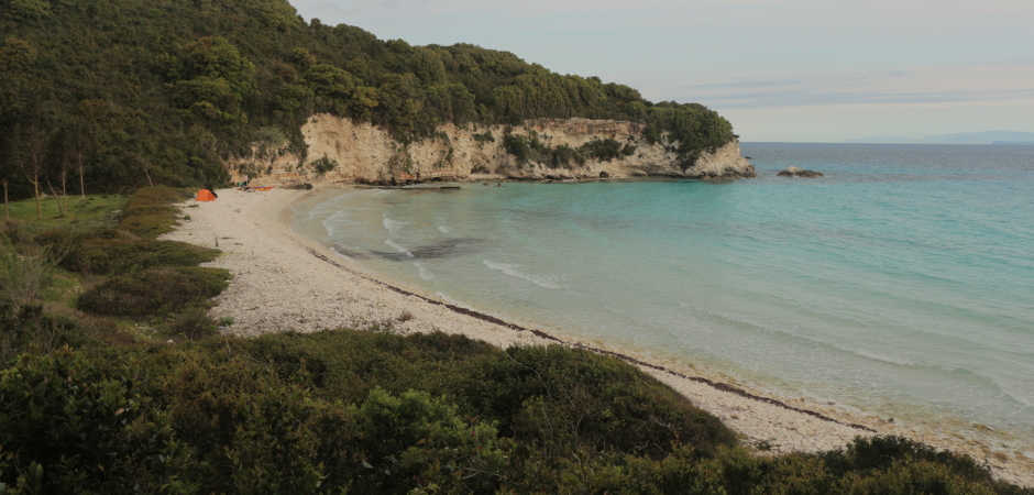 Antipaxos, Ionian sea
